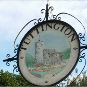 Time to spruce up our village sign?