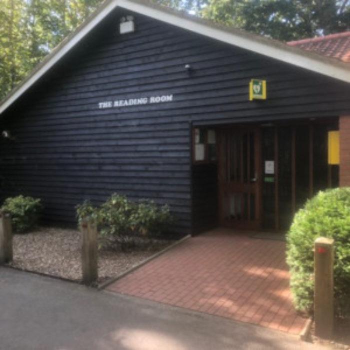 Bags of help to refurbish Burgh Reading Room