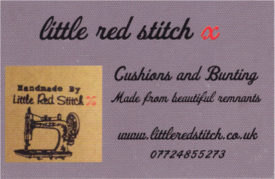 Little Red Stitch