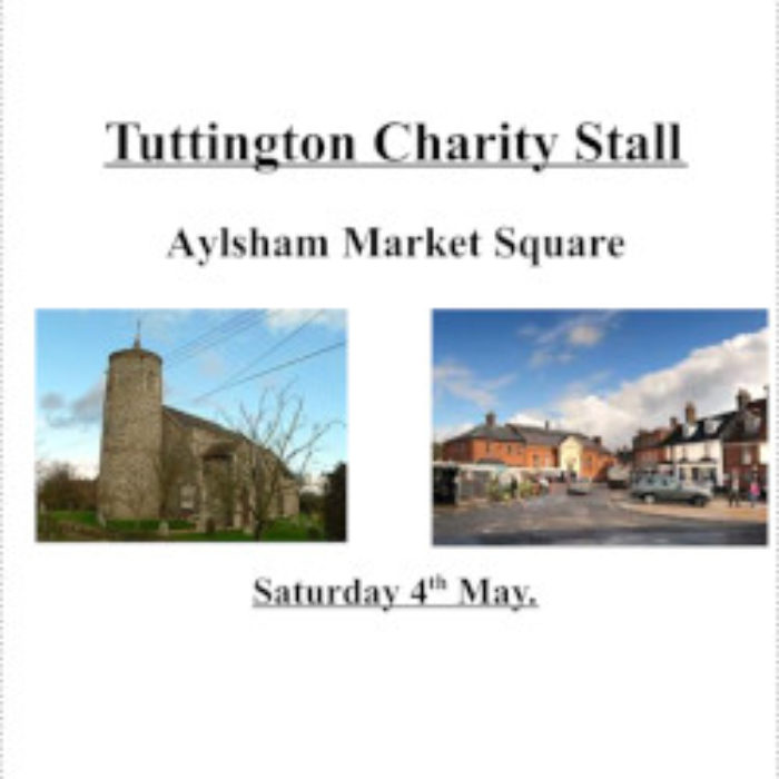 Tuttington Charity Stall