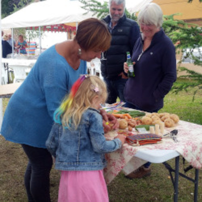 Tuttington village picnic fun