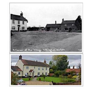 History comes to Tuttington