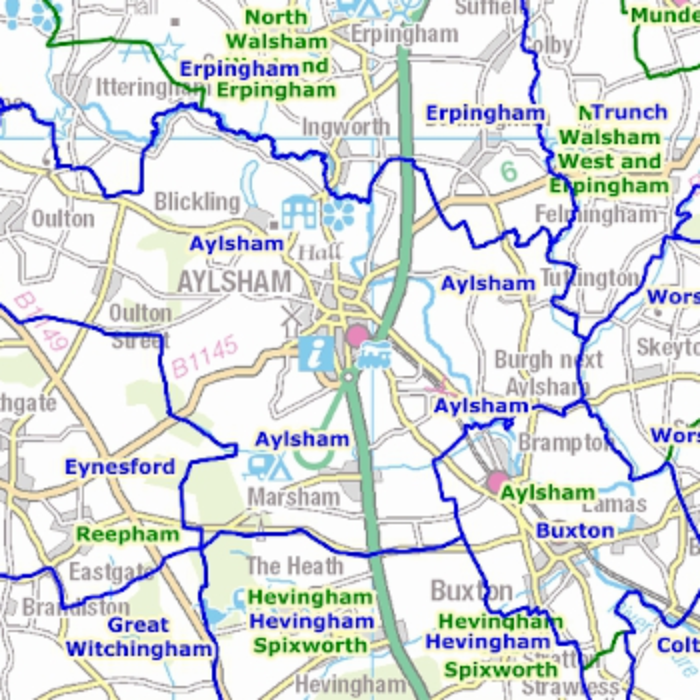 Have your say on new council boundaries