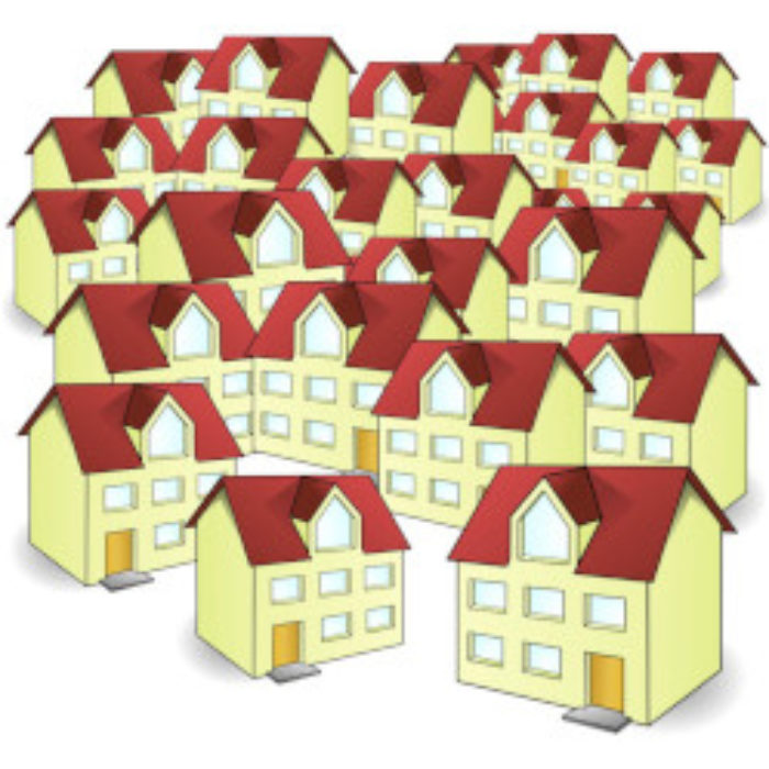 Are we getting squeezed by housing developments?
